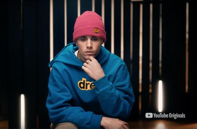 Justin Bieber sort un documentaire sur sa vie et des nouveaux morceaux !