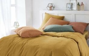 Sélection de linge de lit en solde pour pimper ta chambre