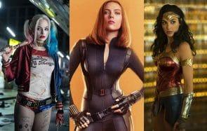 3 looks de super-héroïnes pour une soirée à thème ou un jour normal