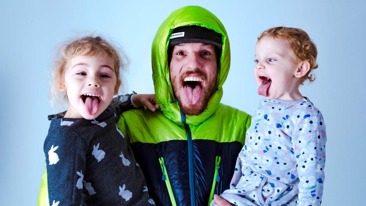 Comment concilier besoin d'aventure extrême et parentalité ?
