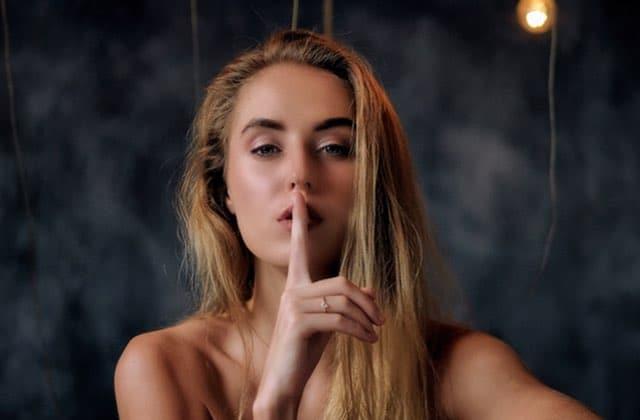 Orgasme Feminin Sans Bruit Faire L Amour Et Prendre Du Plaisir En Silence
