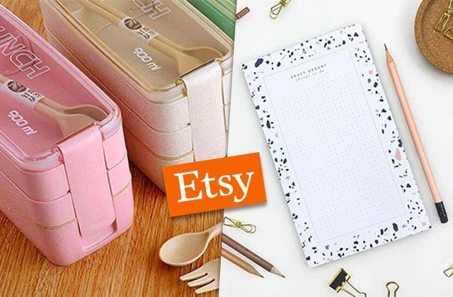 Mes favoris Etsy du mois:zéro déchet, cuir végane, objets kawaii…