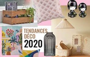 7 tendances déco de 2020 à adopter sans te ruiner