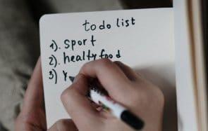 Comment réussir à tenir vos bonnes résolutions