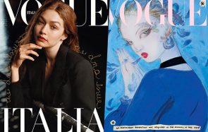 Vogue Italia s'engage pour un magazine plus éco-responsable en 2020