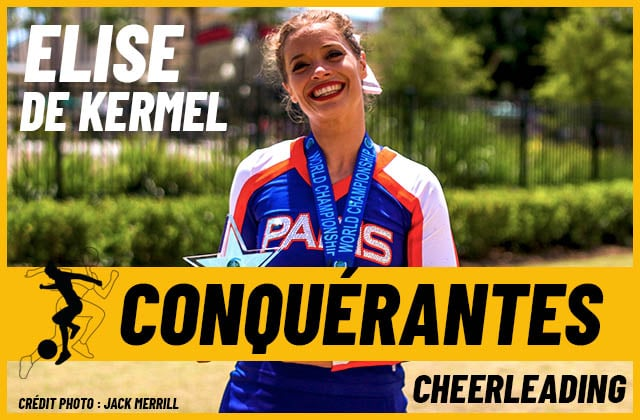 Le cheerleading, l'exigence américaine au service d'un incroyable show