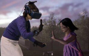 Une mère retrouve sa fillette décédée grâce à la réalité virtuelle