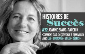 Comment Jeanne Siaud-Facchin s'est mise à travailler avec des enfants surdoués