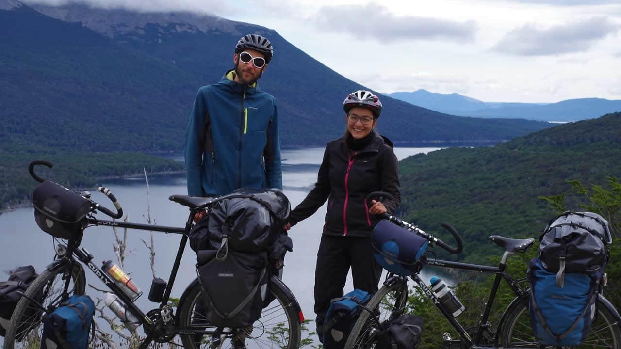 Lucile & Jérémy : 4000 km à vélo pour tester (et souder !) leur couple