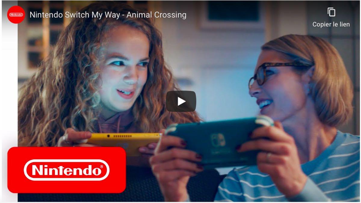 Incroyable, les mères aussi jouent aux jeux vidéo (et Nintendo s'en est rendu compte)