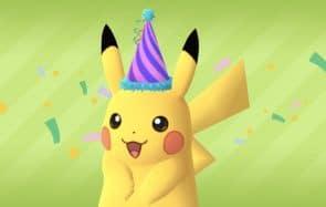 Bon anniversaire Pikachu, roi des Internets!