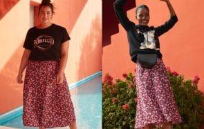 3 façons de porter la jupe midi, tendance du printemps 2020