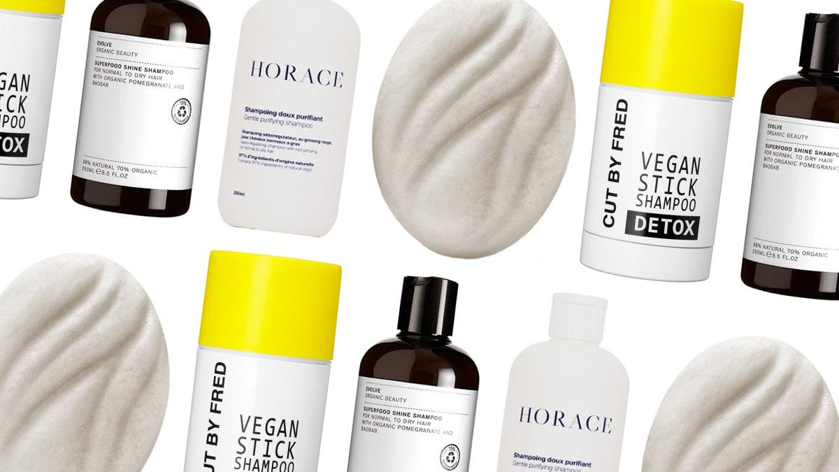5 shampoings clean pour des cheveux tout beaux tout propres
