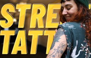 Ginger, prof de yoga tatouée, parle de rapport au corps en #StreetTattoo!