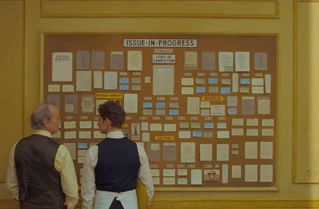 The French Dispatch, le nouveau film de Wes Anderson a son premier trailer !