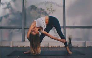 Faire du yoga tous les jours pendant 30 jours ? Challenge accepted !