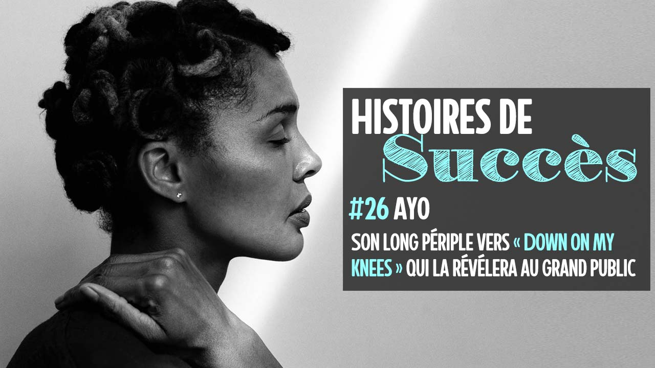 Ayo nous raconte son chemin vers sa carrière de chanteuse