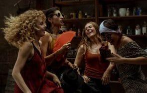 Certains dialogues sexistes de la Casa de Papel changés par les actrices de la série