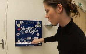 Précarité menstruelle des étudiantes : le distributeur gratuit, la solution?