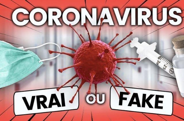 Hugo Décrypte dément les rumeurs sur le Coronavirus !