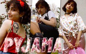 Transforme tes pyjamas en 5 looks de jour qui claquent