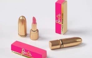 Un rouge à lèvres Barbie chez MAC Cosmetics ?