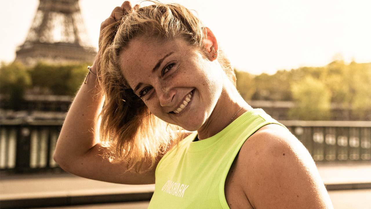 Marine Leleu explique comment se réinventer après le défi d'une vie