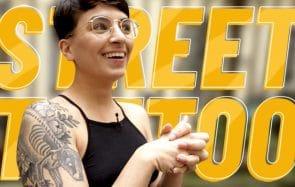 Laura et ses tatouages « pas féminins » — Street Tattoo