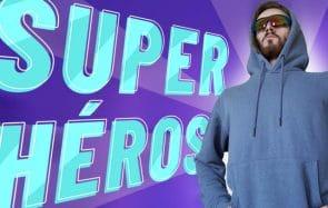 Découvre le super-héros qui va nous sauver de la pandémie