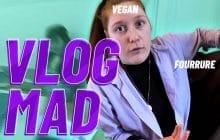VlogMad n°47 — Esprit de Noël, véganisme à gogo et leçon de danse par Loïc Nottet
