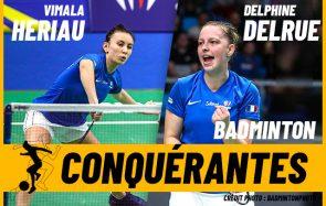 Sororité dans le sport : rencontre avec deux joueuses de l'équipe de France de badminton