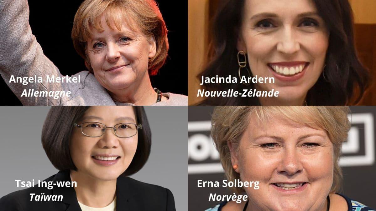 Les femmes, de meilleures dirigeantes que les hommes ?