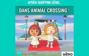 On fait un défilé de mode… dans Animal Crossing : New Horizons !