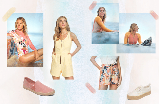 Get The Look : les secrets pour un bon look de surfeuse en 5 tenues