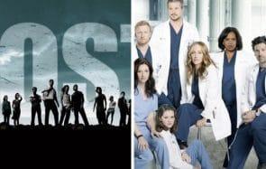 Lost et Grey's Anatomy sont disponibles sur Amazon Prime Video