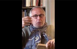 Fabrice Luchini récite Le Corbeau et Le Renard en VERLAN