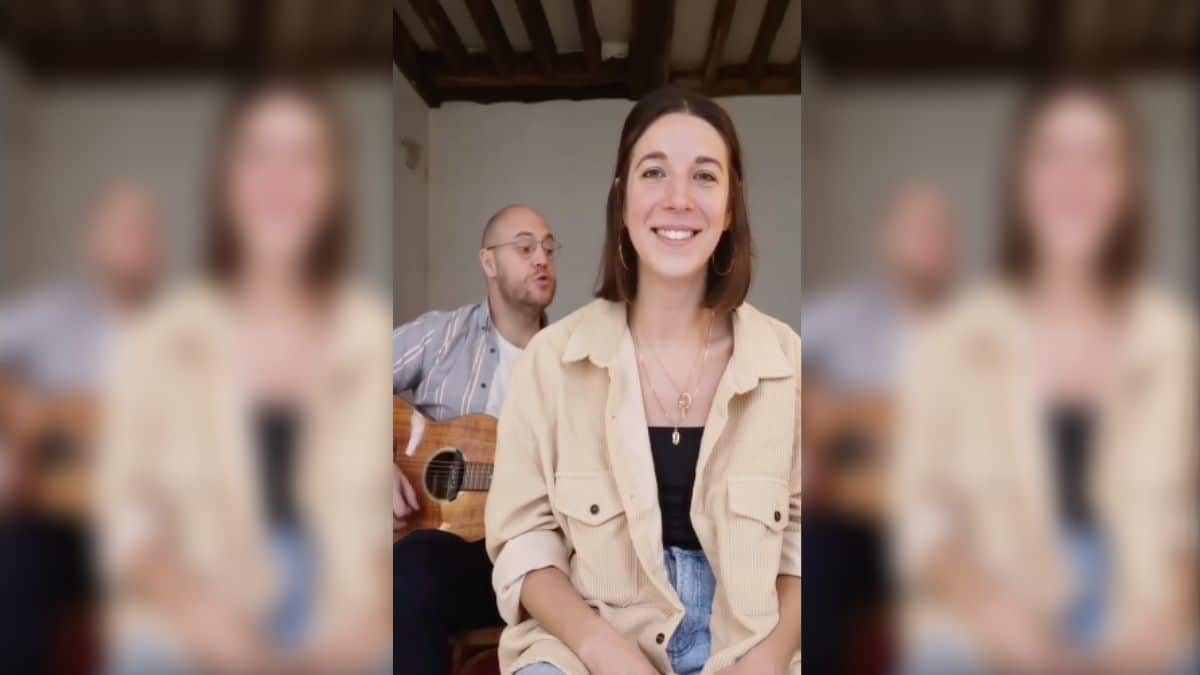Queen Camille te chante le nouveau couple en confinement