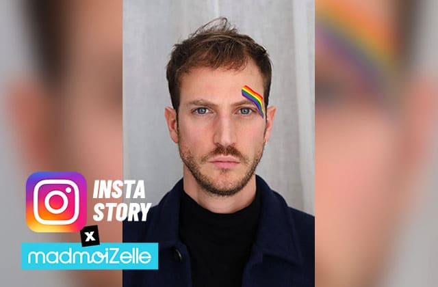 Romain Costa libère la parole de la communauté LGBT+ sur Instagram