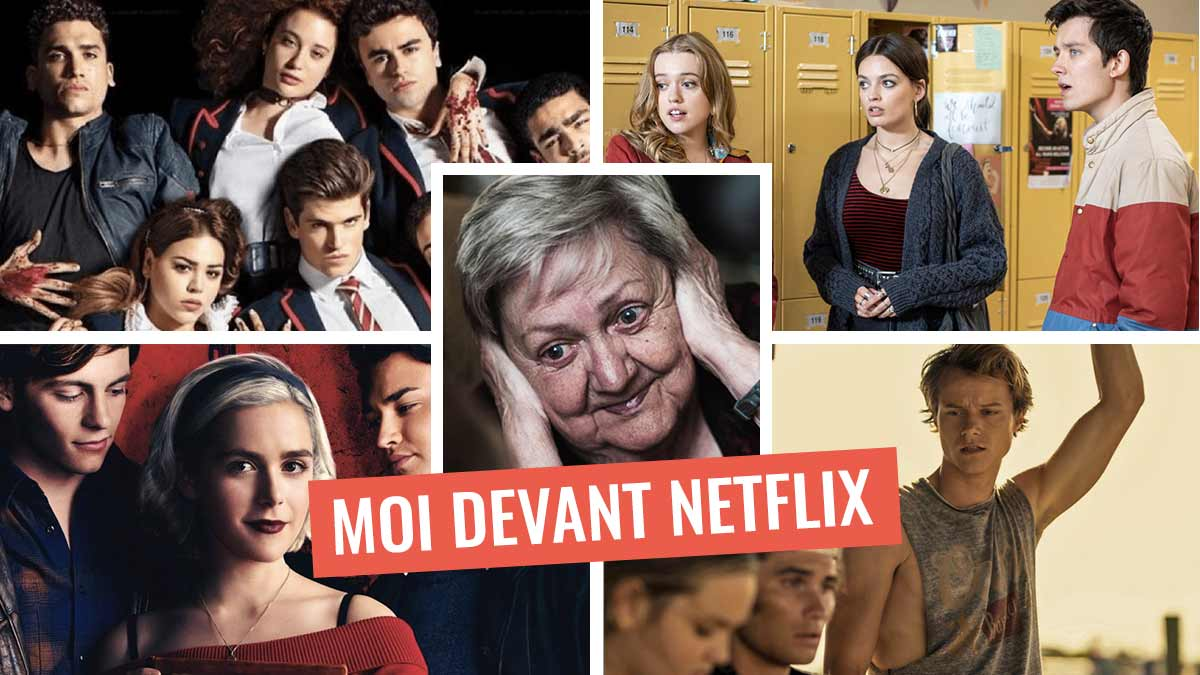 Netflix, je t'en supplie, arrête de ne produire que des séries pour ados!
