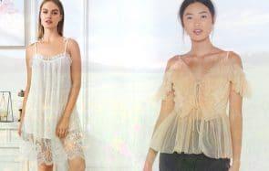 Tout sur la mode romantique, tendance phare du printemps/été 2020