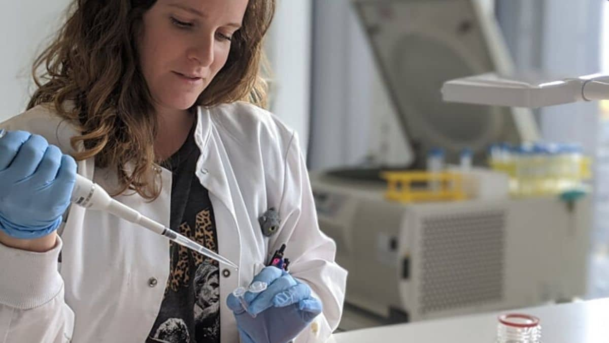 Mon boulot ? Rechercher un vaccin contre le coronavirus