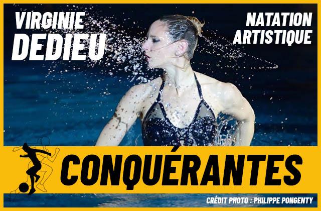 La natation artistique et le sexisme racontés par une triple championne du monde