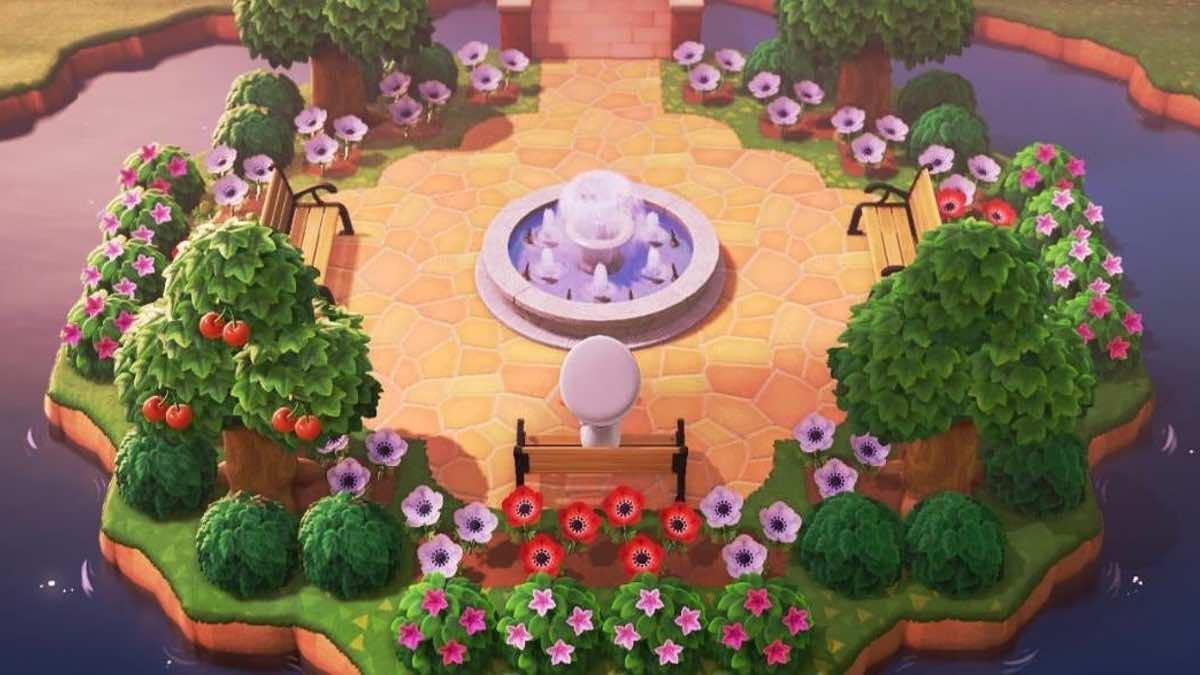 Tu manques d'inspi pour décorer ton île Animal Crossing ? Voici des idées !