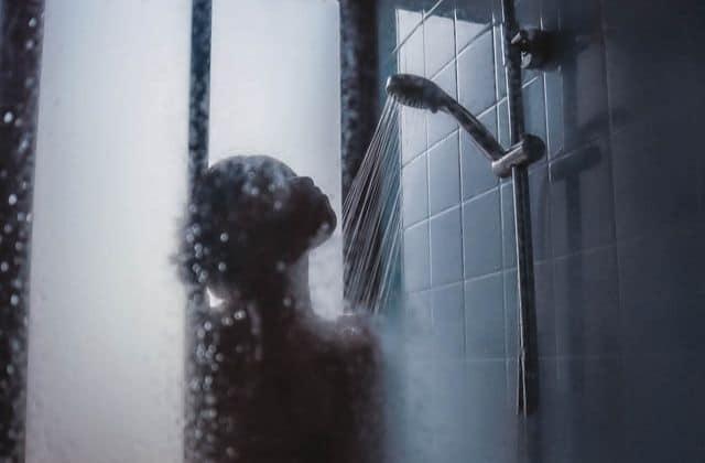 douche matin ou soir