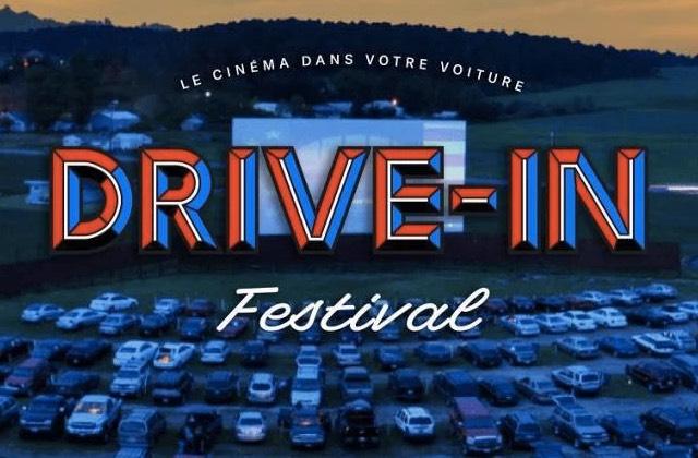 Un festival de Drive-in va parcourir la France