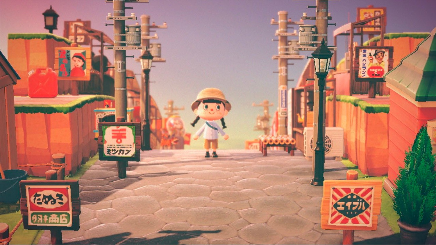 Animal Crossing New Horizons : inspirations pour ton île