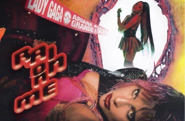 Lady Gaga et Ariana Grande balancent le hit pop de l'année