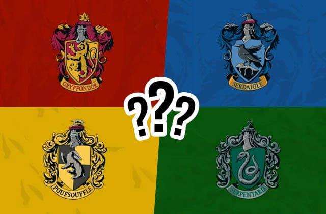 Test Harry Potter : à quelle maison hybride appartiens-tu ?