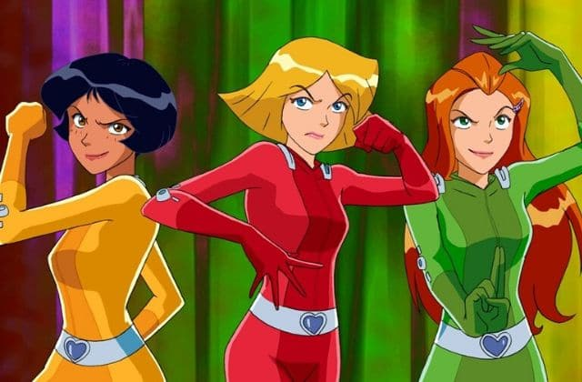 test totally spies