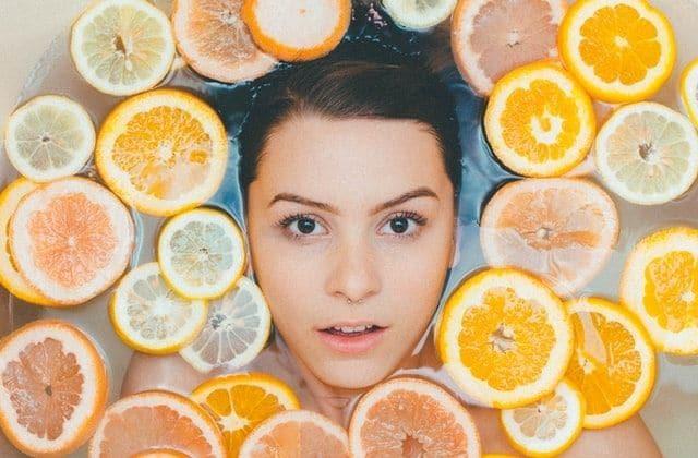 vitamine C beauté